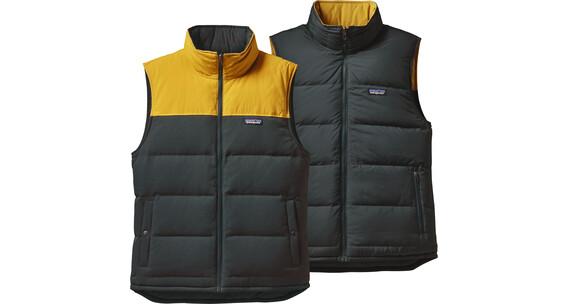 Patagonia M's Reversible Bivy Down Vest Carbon